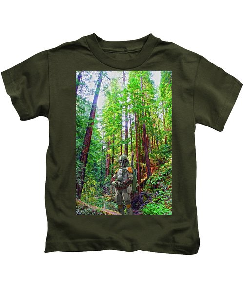 Boba Kids T-Shirt