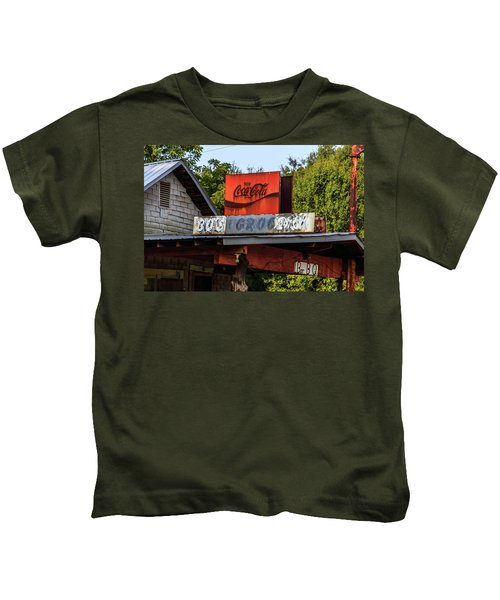 Bo's Grocery Kids T-Shirt