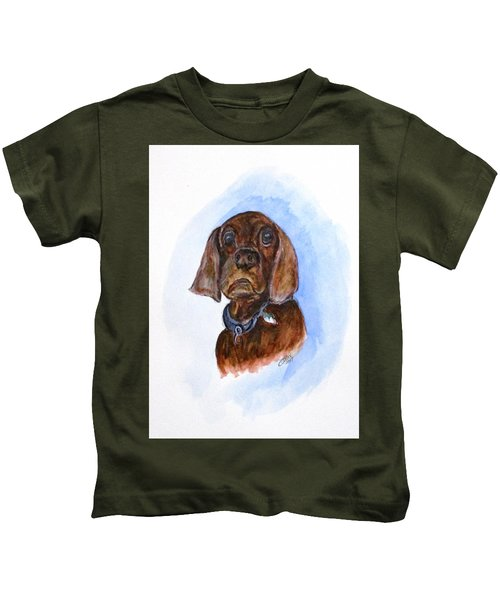 Bosely The Dog Kids T-Shirt