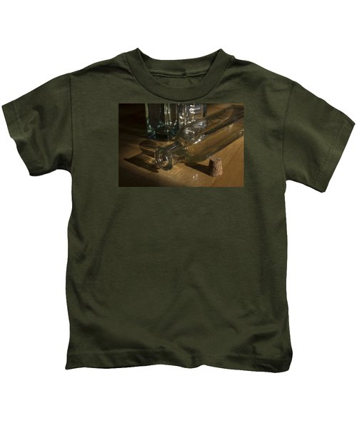 Bottles And Cork 1002 Kids T-Shirt