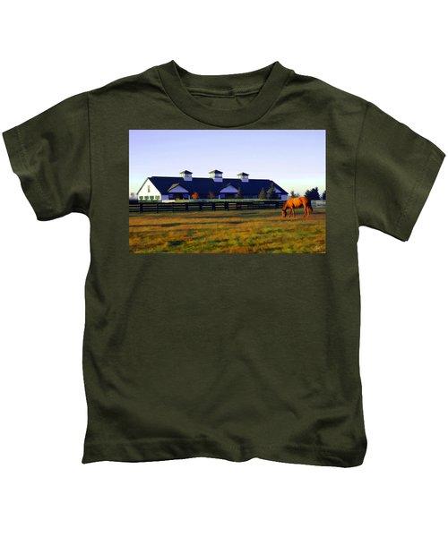 Boulevard Barn Kids T-Shirt