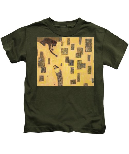 Bound  Kids T-Shirt