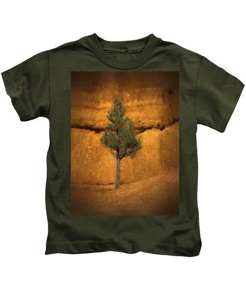 Box Canyon Pine Kids T-Shirt