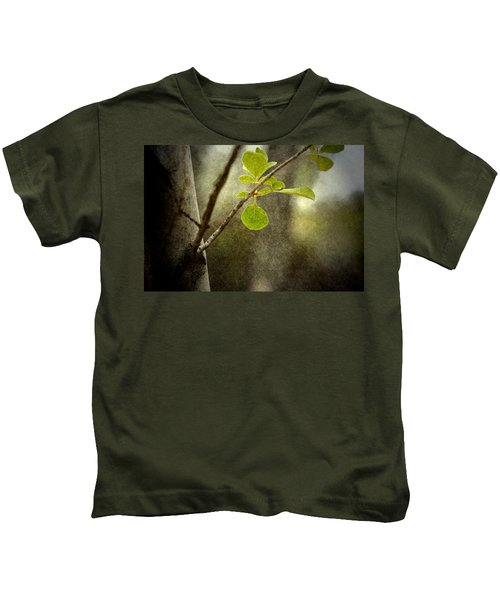 Breathe With Me Kids T-Shirt