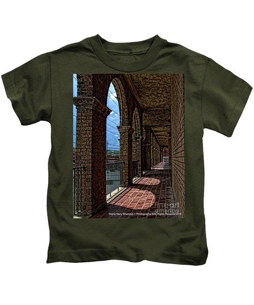 Breezway On The Baker Kids T-Shirt
