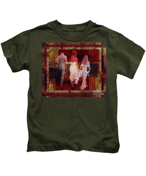 Bridal Walk Kids T-Shirt