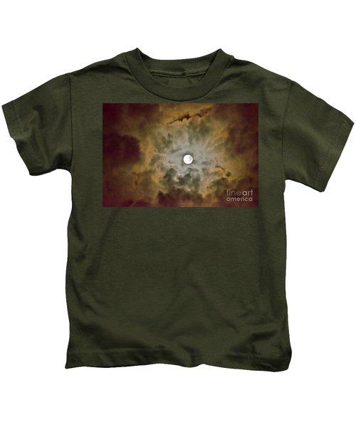 Brilliant Night Sky Kids T-Shirt