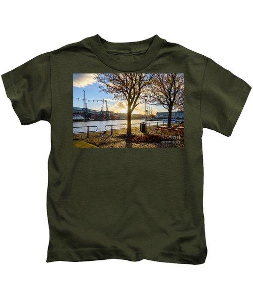 Bristol Harbour Kids T-Shirt