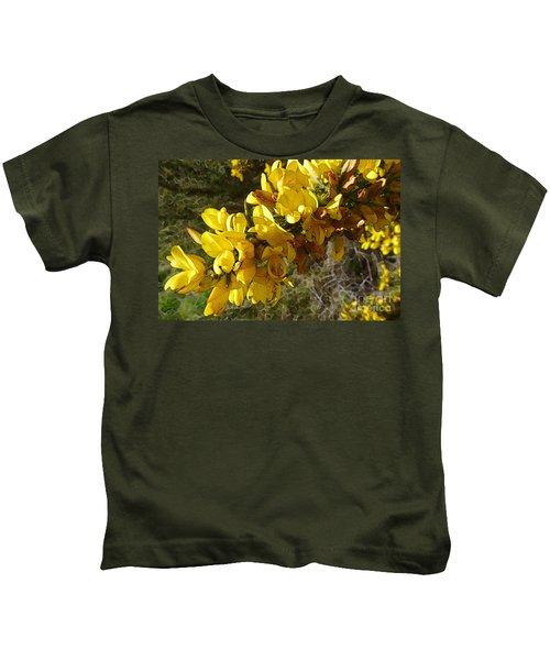 Broom In Bloom Kids T-Shirt