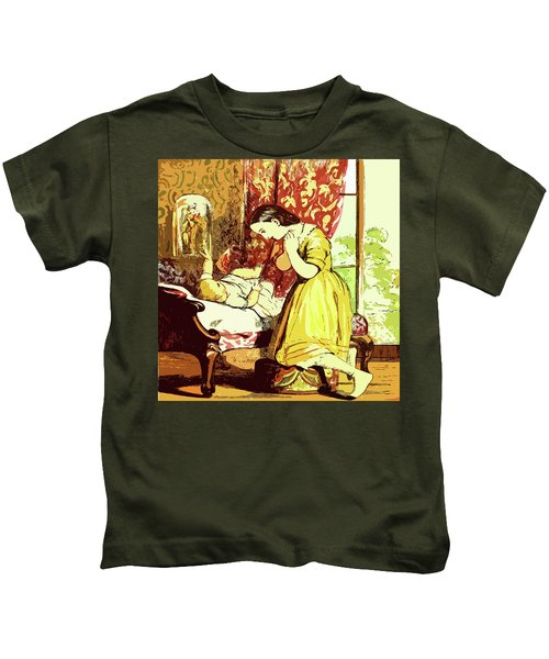 Brother And Sister Kids T-Shirt