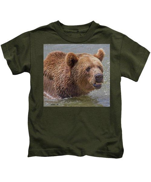 Brown Bear 10 Kids T-Shirt