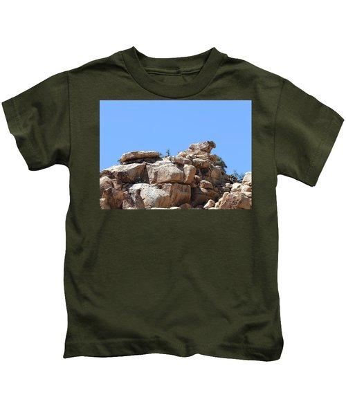 Bull From Joshua Tree Kids T-Shirt