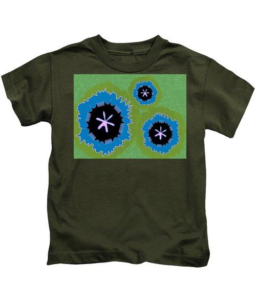 Bunny Flower Kids T-Shirt