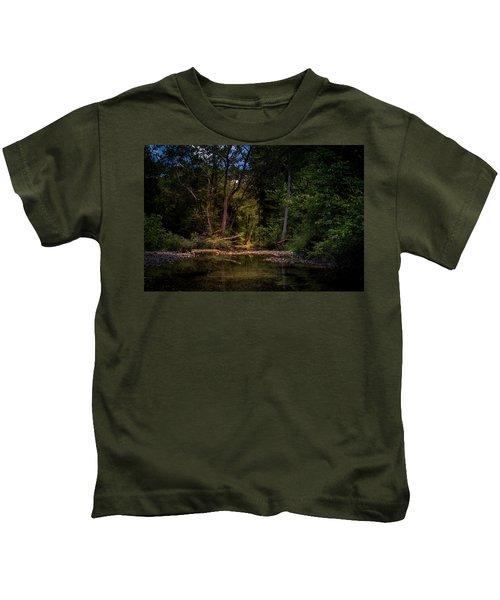 Busiek State Forest Kids T-Shirt