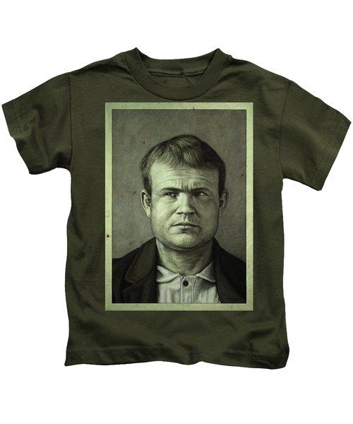 Butch Cassidy Kids T-Shirt