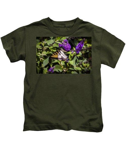 Butterfly 2 Kids T-Shirt