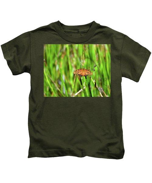 Butterfly Dream Kids T-Shirt