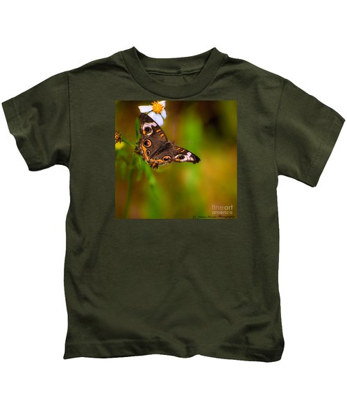 Butterfly One Kids T-Shirt