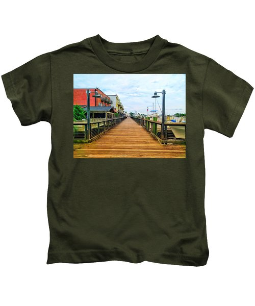 By George Kids T-Shirt