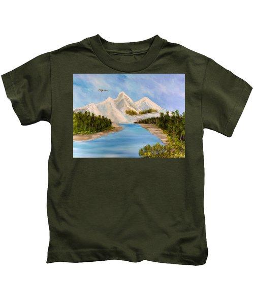 By The Riverside Kids T-Shirt