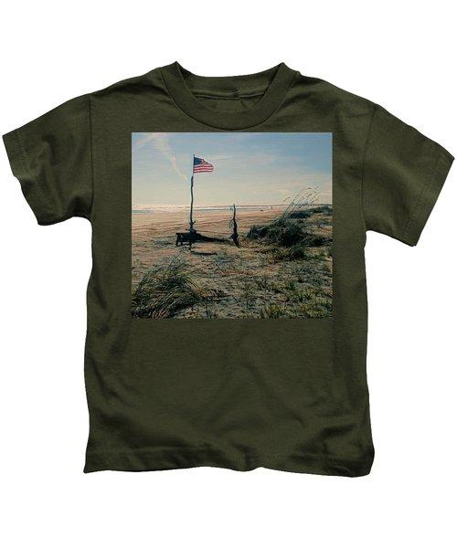 C To Shining C Kids T-Shirt