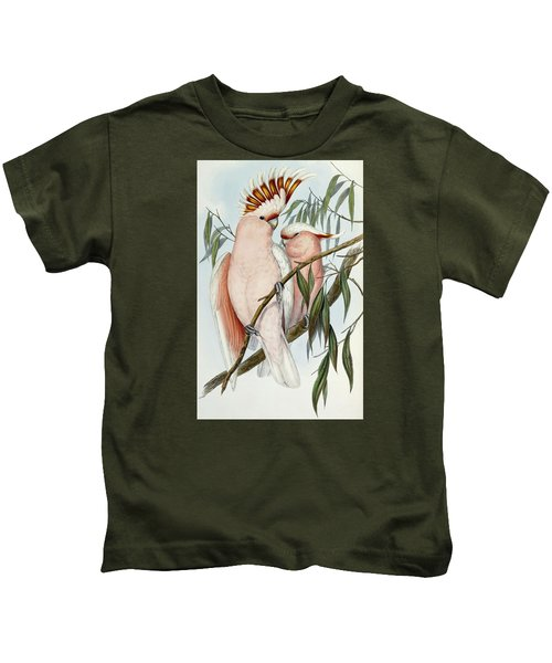 Cacatua Leadbeateri Kids T-Shirt