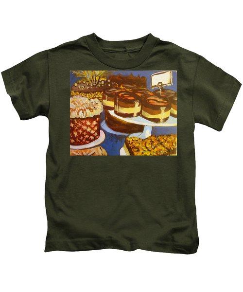 Cake Case Kids T-Shirt