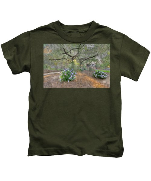 Calhoun Square  Kids T-Shirt