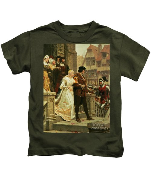 Call To Arms Kids T-Shirt