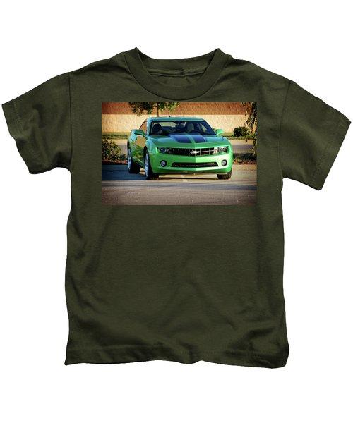 Camaro Origional Kids T-Shirt