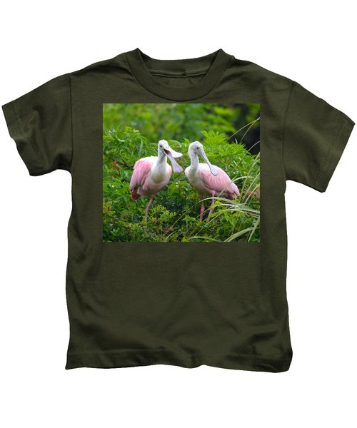 Can You Hear Me Now Kids T-Shirt