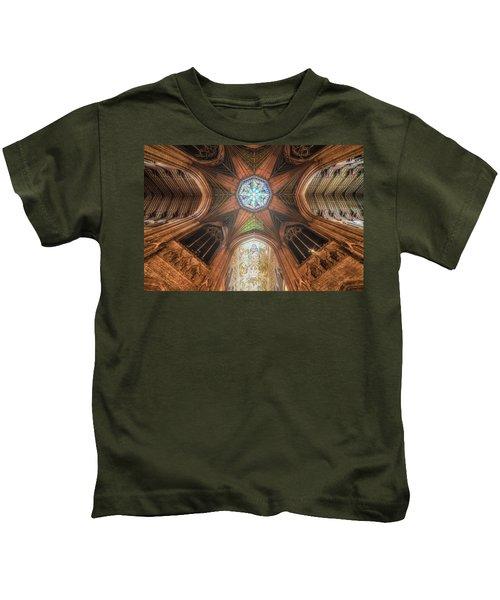 Candlemas - Octagon Kids T-Shirt