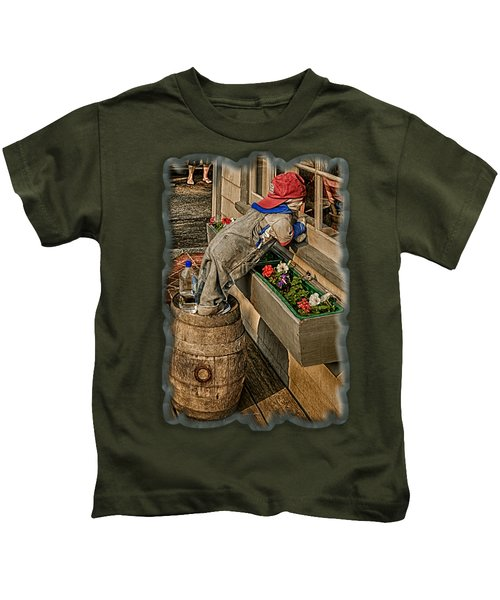 Candy Store Delight Kids T-Shirt