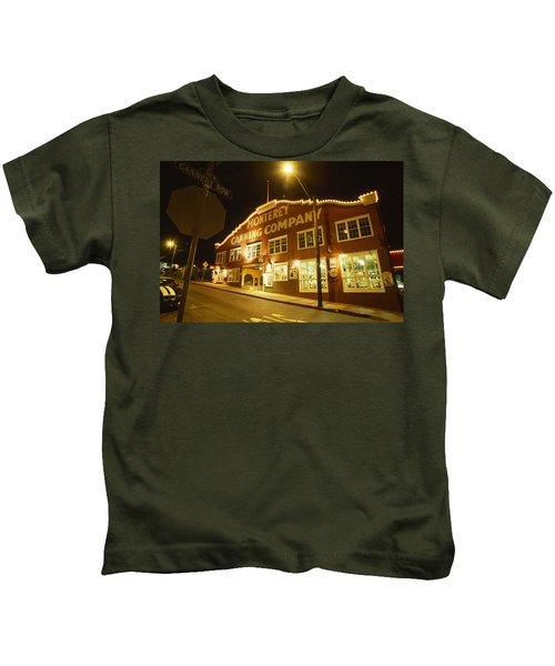 Cannery Row Kids T-Shirt