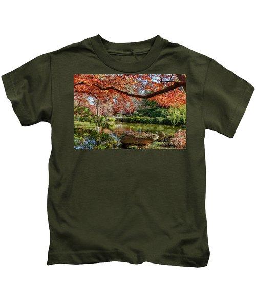 Canopy Of Fire Kids T-Shirt