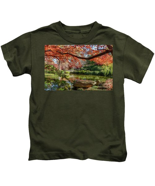 Canopy Of Fire Kids T-Shirt