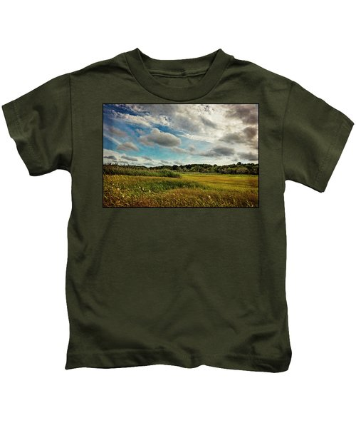 Cape Cod Marsh 2 Kids T-Shirt