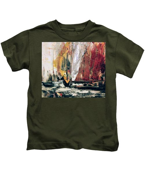 Cape Of Good Hope Kids T-Shirt