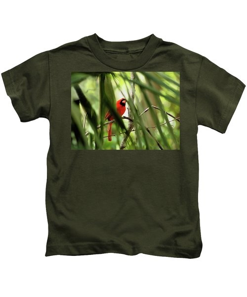 Cardinal Spy Kids T-Shirt