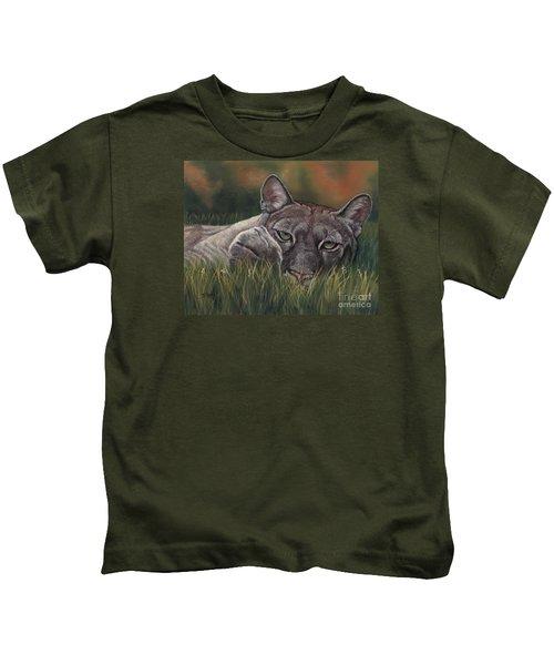 Carez...i Has None Kids T-Shirt