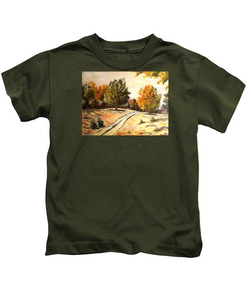 Carriage Path Kids T-Shirt