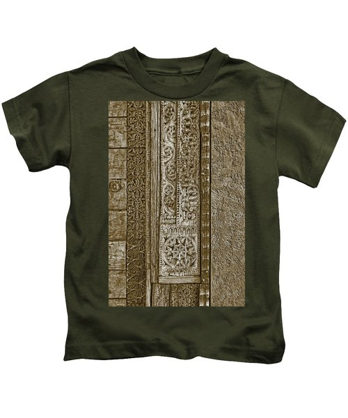 Carving - 6 Kids T-Shirt