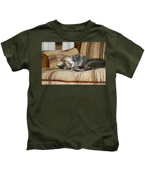 Cas-3 Kids T-Shirt
