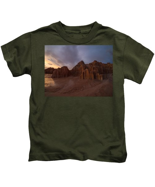 Cathedral Gorge Kids T-Shirt