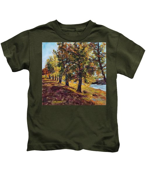Changing Of The Guard Kids T-Shirt
