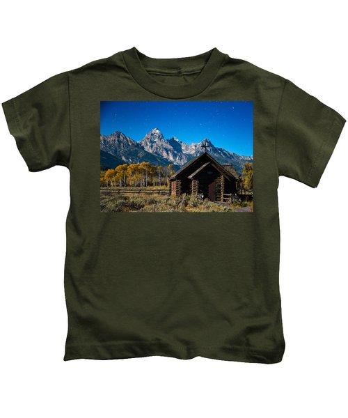 Chapel Of Transfiguration Kids T-Shirt