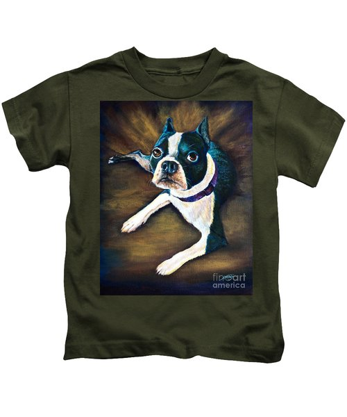 Charles Kids T-Shirt