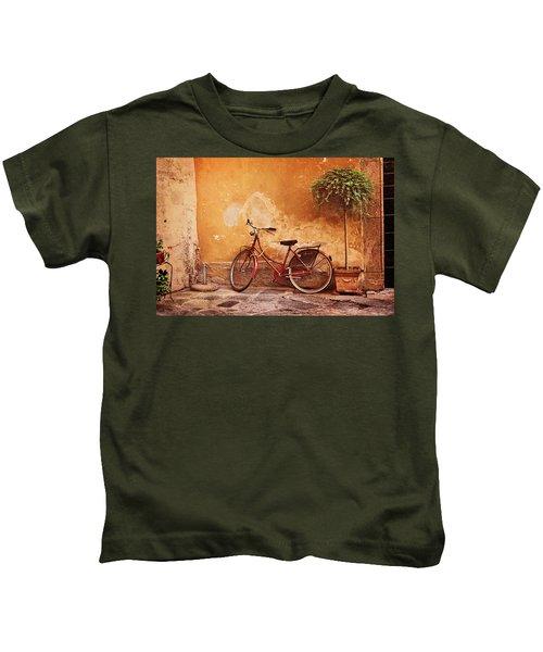 Charming Lucca Kids T-Shirt