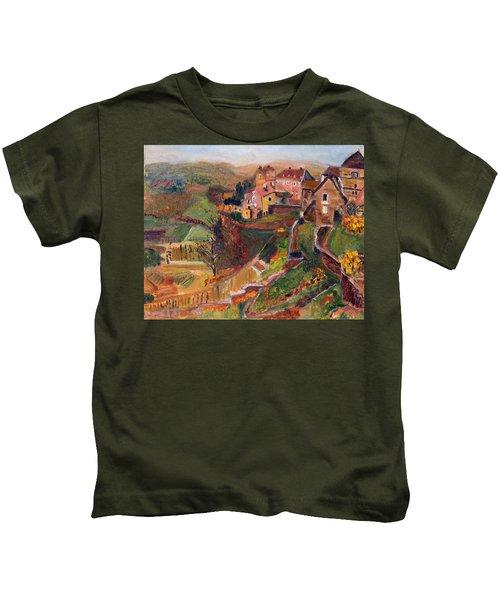 Chateau Chalon Kids T-Shirt