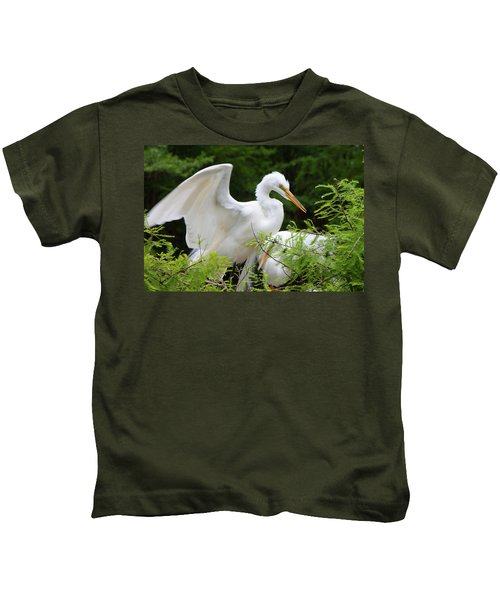 Checking-in Kids T-Shirt